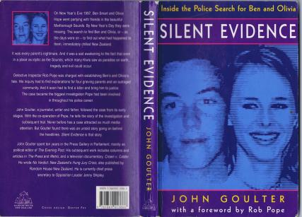 Silent Evidence - cover